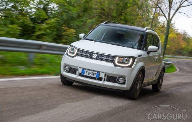 Suzuki планирует расширить модельный ряд в России