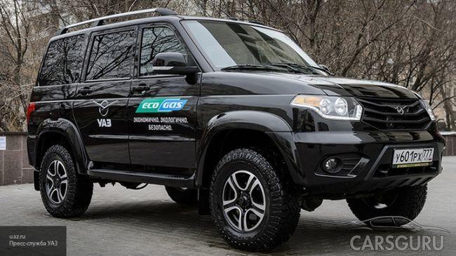 Прототип автономного УАЗ Хантер обзаведётся новыми возможностями