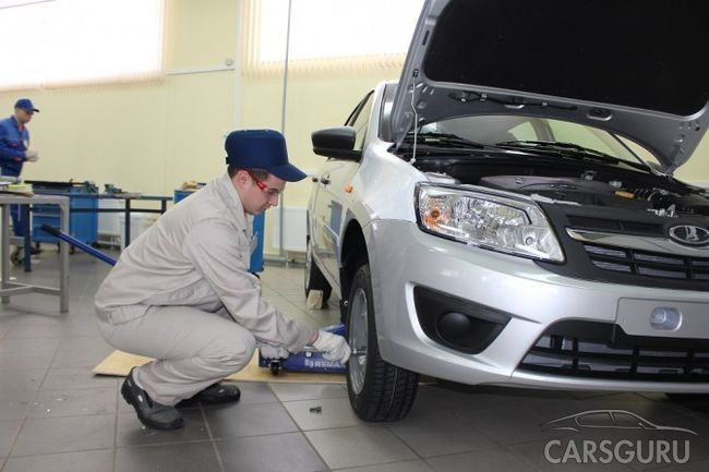 Lada запускает сервисную акцию