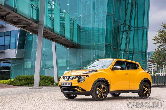Nissan Juke вновь доступен для заказов в России