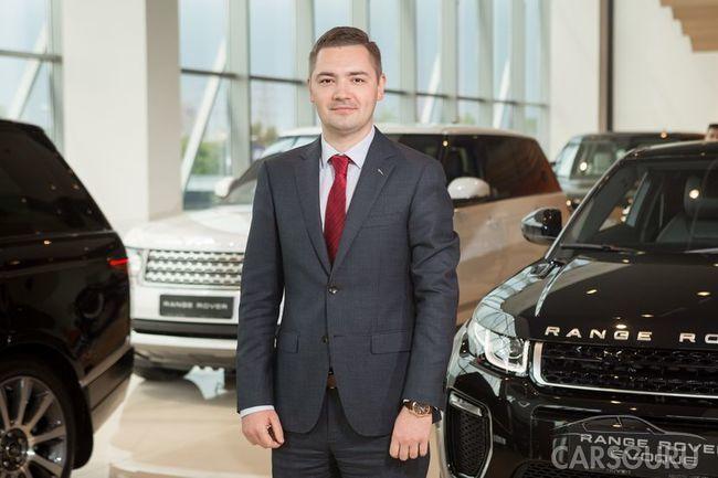 Компания «АВИЛОН», официальный дилер Jaguar Land Rover, представила нового директора по продажам