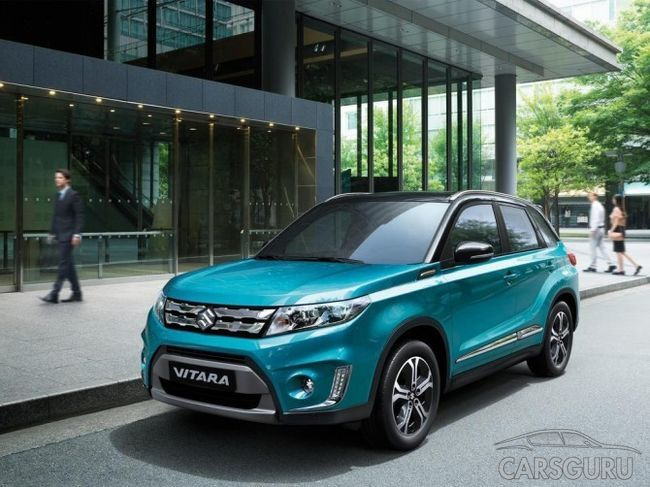 Suzuki предлагает новые условия программы Suzuki Finance