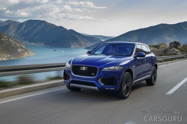 Модели Jaguar оснастят новыми моторами