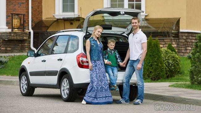 Российским семьям станет проще приобрести автомобиль