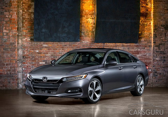 Honda представила новый Accord
