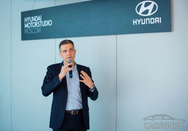 Хендэ Мотор СНГ сообщил результаты работы за первое полугодие текущего года