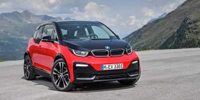 BMW i3 обновился и получил спортивную версию