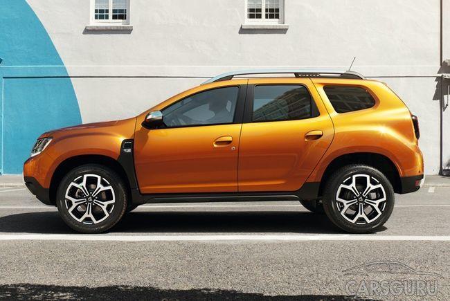Известны подробности нового Duster от автопроизводителя Renault