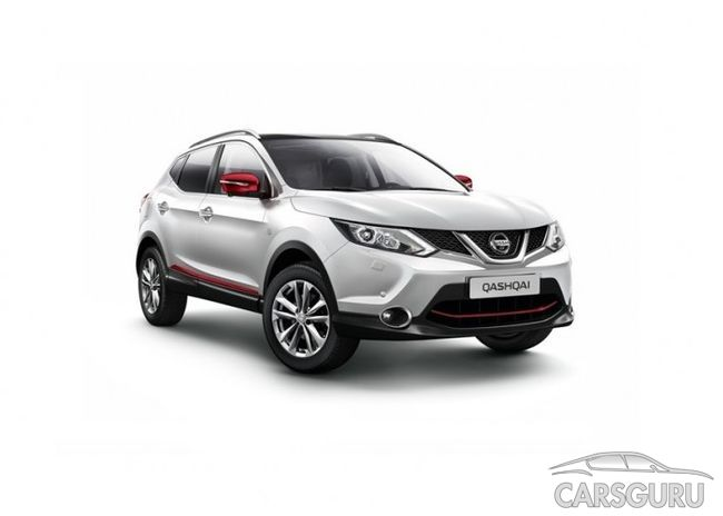 Юбилейная версия Nissan Qashqai скоро появится на российском рынке