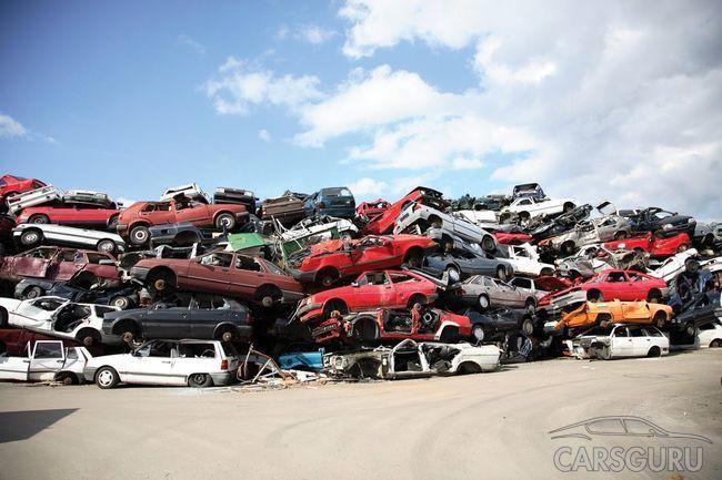 Парламентарии планируют повышение утилизационного сбора для авто
