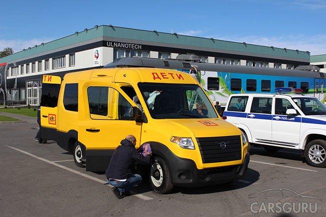 Впервые опубликованы снимки нового микроавтобуса УАЗ