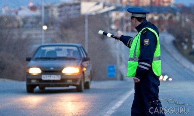 Гаишники могут начать отбирать автомобили у пьяных водителей