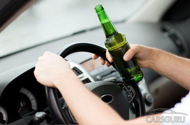 Эксперты определили регионы России с наибольшим количеством пьяных водителей