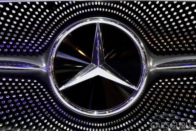 Mercedes обнародовал график выхода новых авто в следующем году