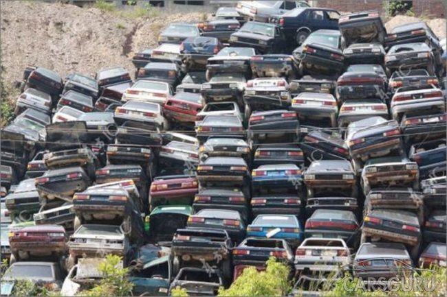 Минпромторг ободряет повышение утилизационного сбора на машины