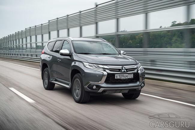 Вновь стартует сборка Mitsubishi Pajero Sport на территории России