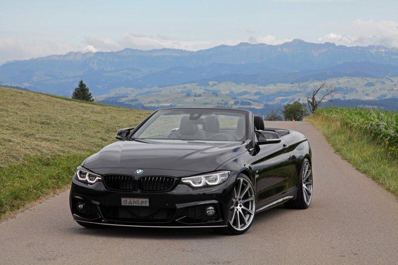 Усовершенствованная версия BMW 440i от Dahler » Автомобили и тюнинг