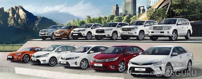 ТОП-15 самых дорогих автомобильных брендов. Лидер Toyota