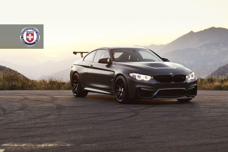 BMW M4 GTS с дисками от HRE Wheels » Автомобили и тюнинг