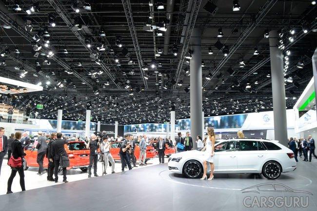 Долгожданные новинки уже представили на автомобильной выставке во Франкфурте