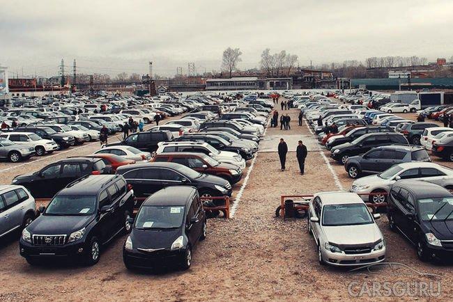 Автоэксперты составили список самых крупных вторичных рынков России