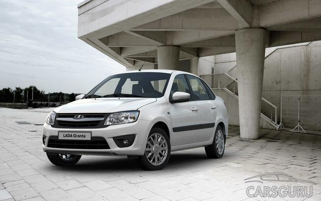 Определили список самых продаваемых на отечественном рынке моделей Lada