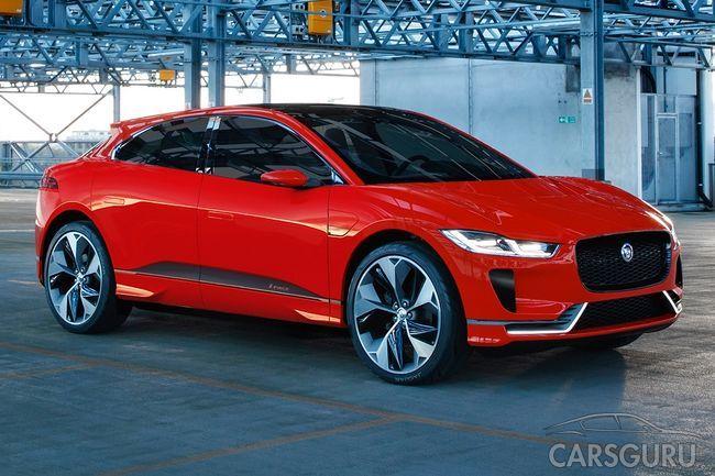 Скоро Jaguar Land Rover представит на российском рынке 3 новинки