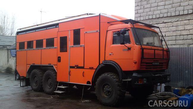ТОП-5 лучших домов на колесах российского производства