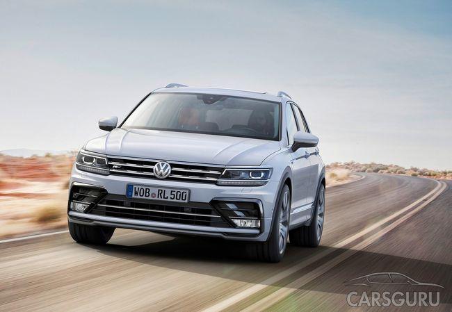 Фирменные кредиты от Volkswagen: выгодой покупке Polo и Tiguan
