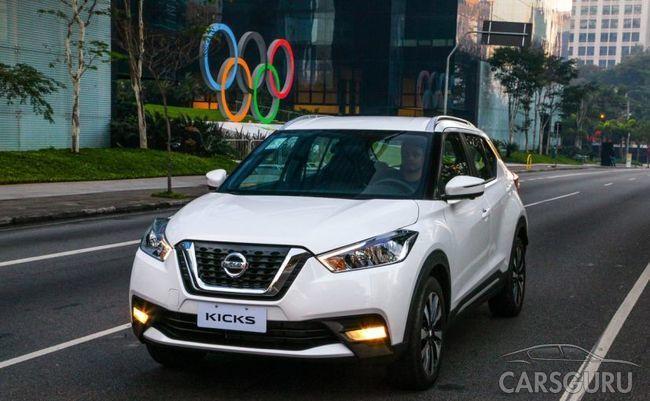 Кроссовер Nissan Kicks переведут на тележку В0 в 2018 году