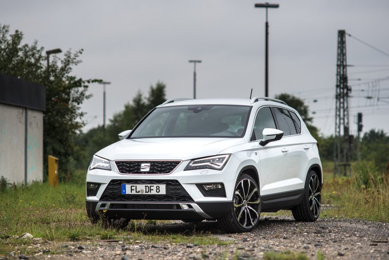 Seat Ateca в исполнении DF Automotive » Автомобили и тюнинг