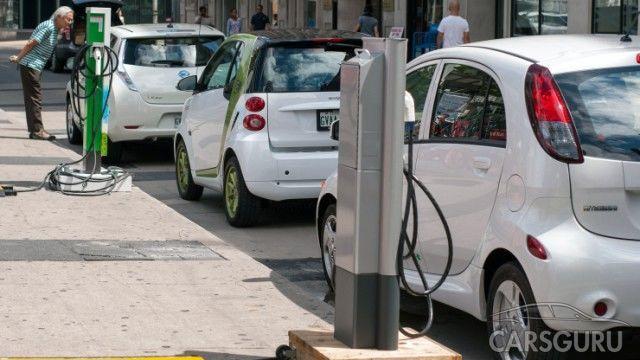 В России скоро появится каршеринг электрокаров
