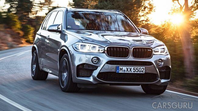 BMW X5 новой генерации обновил линейку двигателей