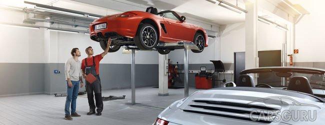 Только в Порше Центр Москва диагностика Porsche по 111 пунктам со скидкой 50%