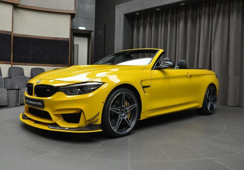 AC Schnitzer презентовал свою версию BMW M4 » Автомобили и тюнинг