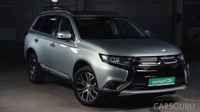 На территории России начались онлайн-продажи нового Mitsubishi ASX