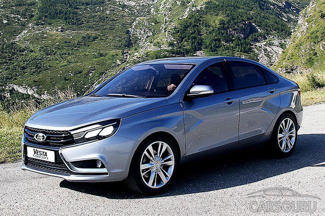 Lada Vesta получит раздельное управление обогревом стекол