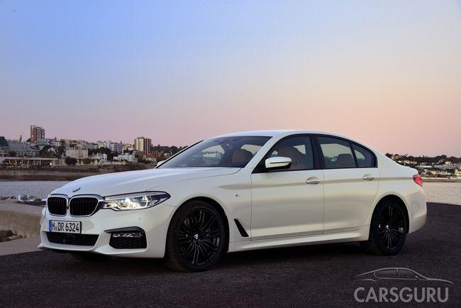 BMW Group Россия представляет новые локальные версии BMW 5 серии и других моделей.