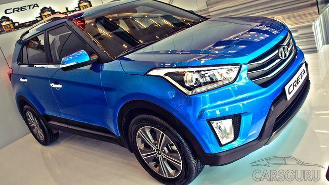 ТОП-10 самых продаваемых моделей SUV в этом году