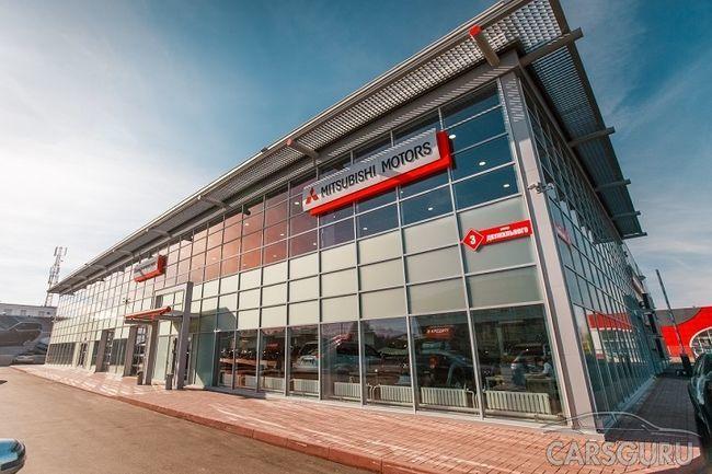 Mitsubishi в России снижает цену оригинальных запчастей