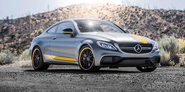 Совершенство во всем: Mercedes-AMG C63 S в АВИЛОН Воздвиженка