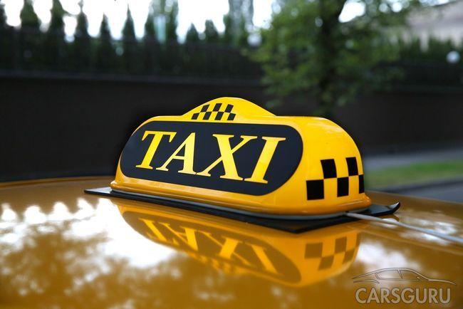 Составлен ТОП-5 самых популярных авто среди столичных таксистов