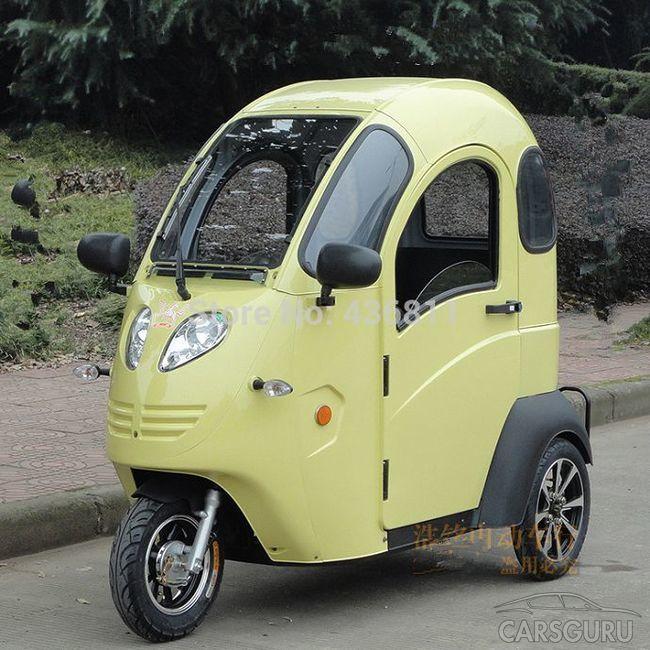 Выбираем дешевый электромобиль на Aliexpress
