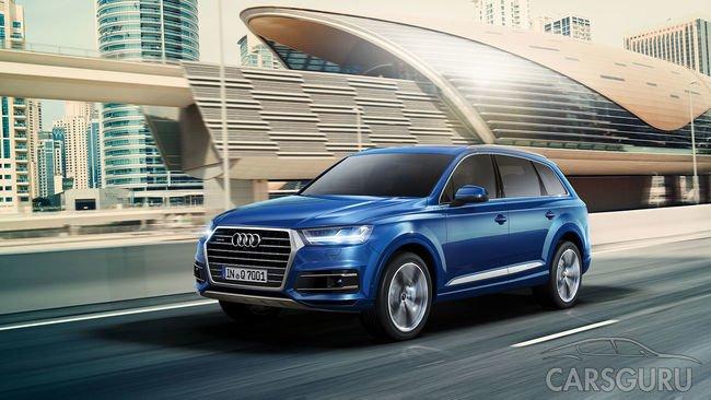 Какую Audi больше всего предпочитают покупать россияне