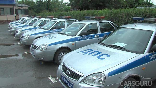 Гаишникам запретили забирать права на месте и ставить авто в незаметном месте