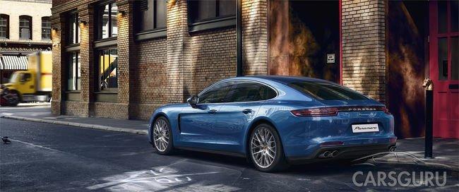 Тест-драйв нового Porsche Panamera изменит ваше представление о спортивном автомобиле