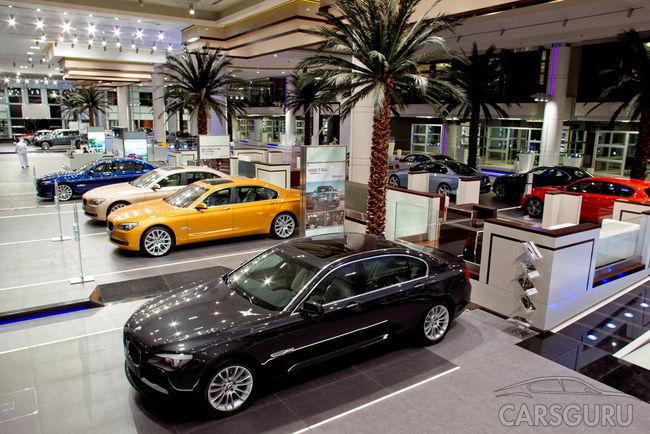 Новый год начнется с повышения цен на автомобили