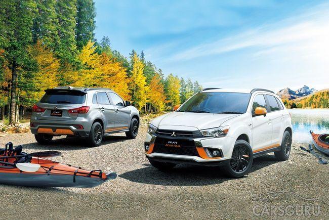 Рестайлинговый Mitsubishi RVR: чем обделили наш ASX?
