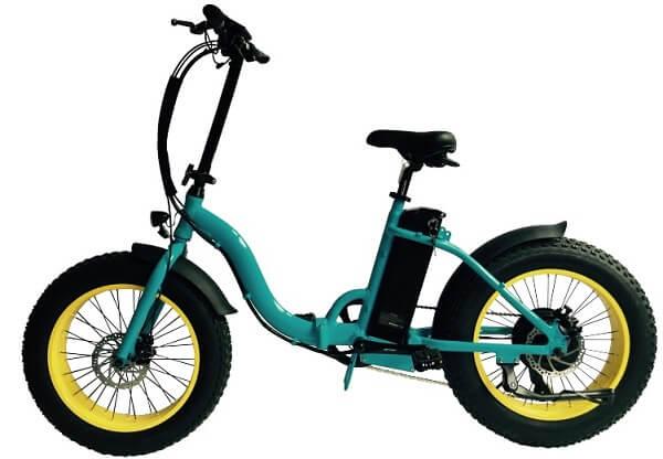 Электровелосипед El-sport bike TDN-01 500W.