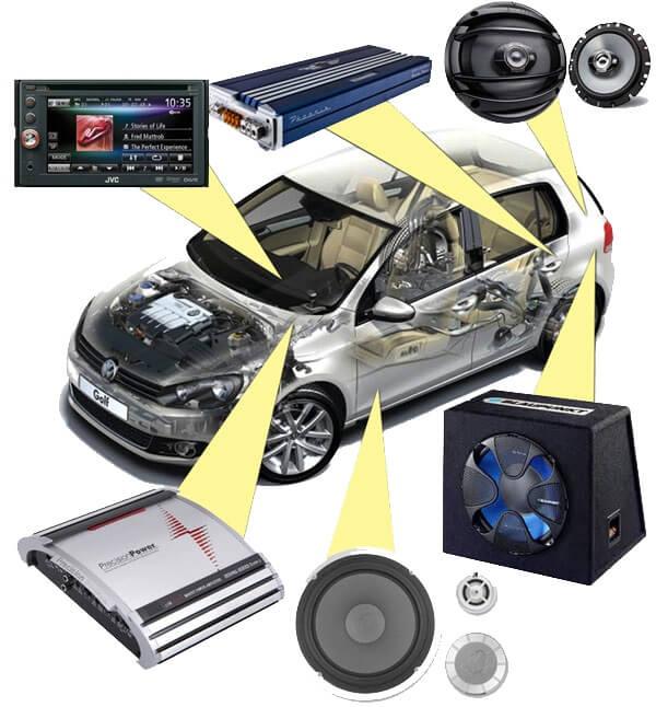 Качественный звук в автомобиле – что для этого нужно?